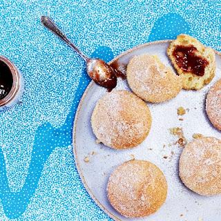 Cinnamon Sugar–Topped Cardamom Tea Cakes Recipe