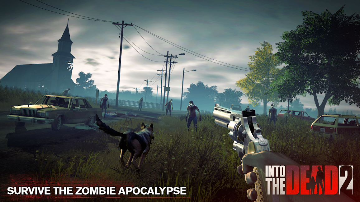 Into the Dead 2 MOD APK 1.45.0 1