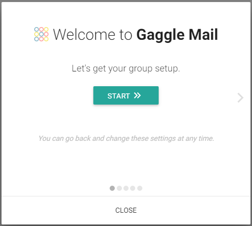 Gaggle Mail -Simple group email discussion list