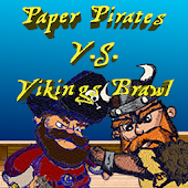 Paper Pirates vs Vikings Brawl