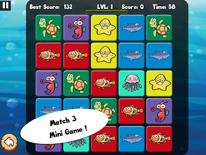 Spell & Play: Fish Friends Screenshot