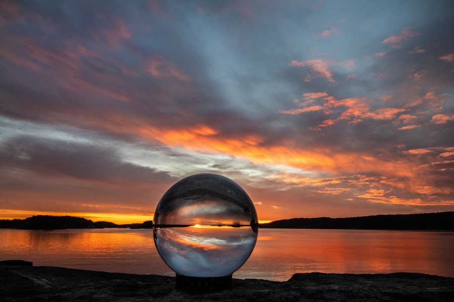 by Bjørn Bjerkhaug - Artistic Objects Glass (  )