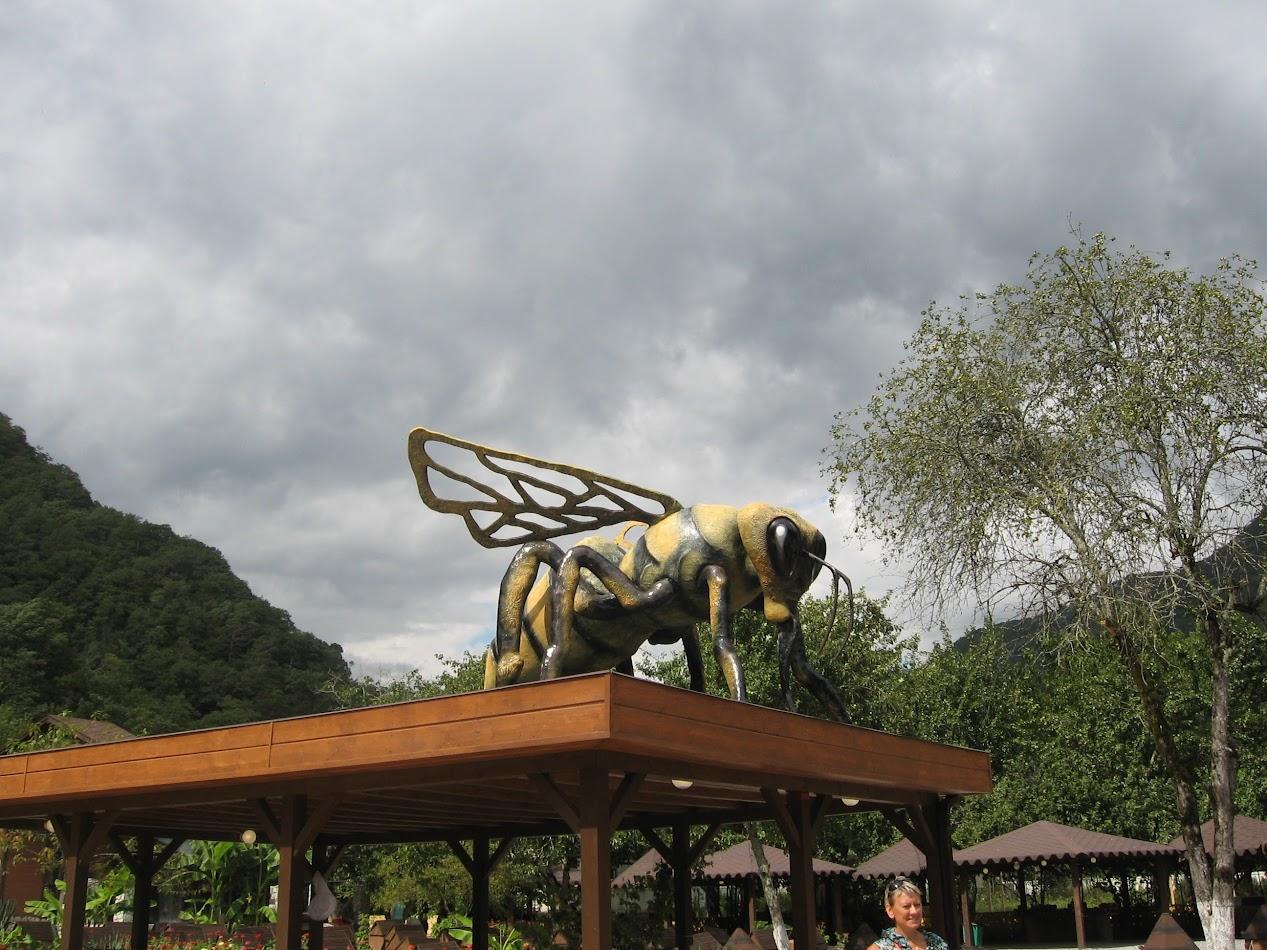 Абхазия государственная пасека