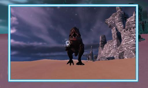 ジャングル 恐竜 ハンター 3D