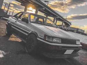 カローラレビン AE86 GT-APEXのカスタム事例画像 オヤジJr.【OYAGE Jr.】さんの2020年12月03日18:44の投稿
