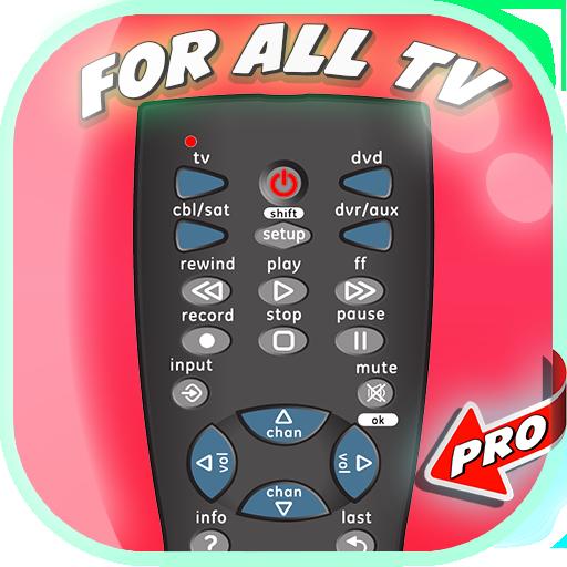 TV Remote Control for tv (Universal Remote)