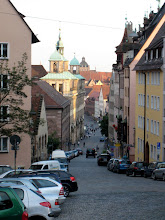 Photo: A lovely street in Nurnberg