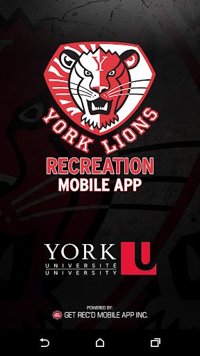 York Lions Recreation