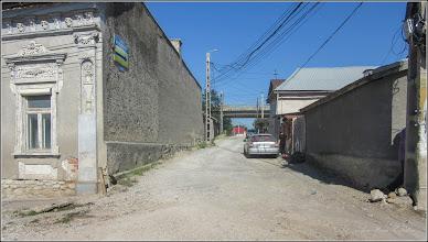 Photo: Vedere de pe Str. Ana Ipatescu - Pod si Strada Alba Iulia peste Str. Sandulesti - 2017.07.18
