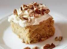 Walnut Maple Banana Cake Recipe