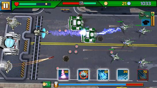 Tank ON 2 Jeep Hunter – Arcade Base Defender 2