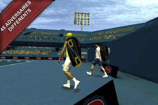 Télécharger gratuit Cross Court Tennis 2 APK MOD 2