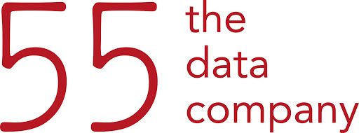 fifty-five logo