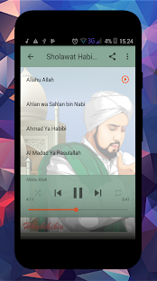 Sholawat Lengkap Habib Syech - náhled
