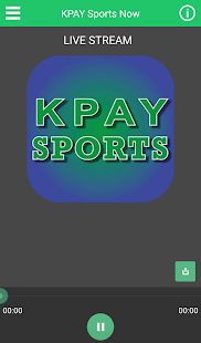 KPAY Sports- screenshot thumbnail