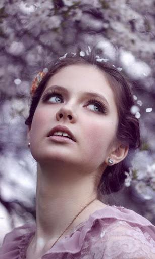 beauty girl wallpaper
