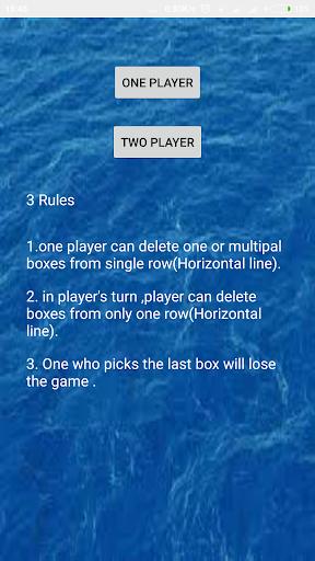 NIM GAME  captures d'écran 1