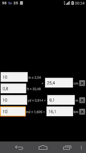 Length Distance Converter