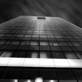 Advent by Brad Kalpin - Black & White Buildings & Architecture ( black and white, fine art, architecture )
