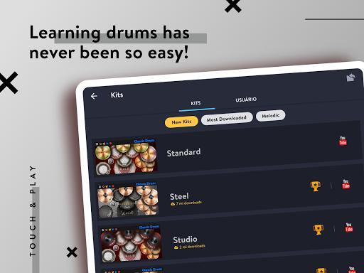 CLASSIC DRUM: Electronic Drums 6.7 screenshots 9