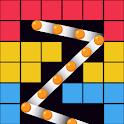 Swipe N Bricks - The Best Time Killer! icon