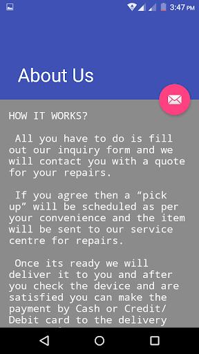 Pronto Service