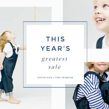 Children's Sale 02 - Video template
