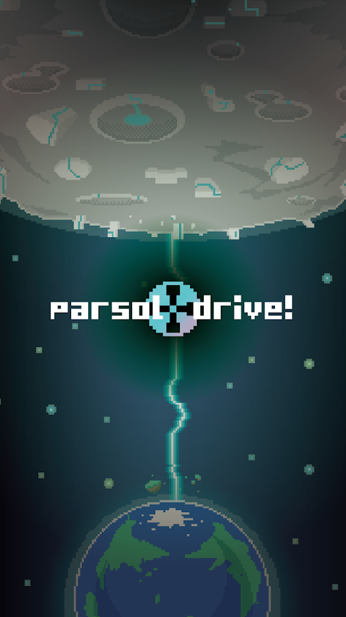 parasol drive!- screenshot
