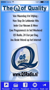 Q5Radio- screenshot thumbnail