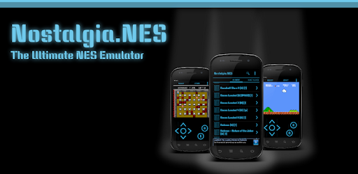 Nostalgia NES (NES Emulator) - Apps on Google Play