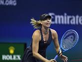 Maria Sharapova hangt haar tennisracket aan de wilgen