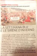 Photo: Il Secolo XIX 11 marzo 2017
