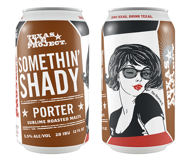 Logo of Texas Ale Project Something Shady
