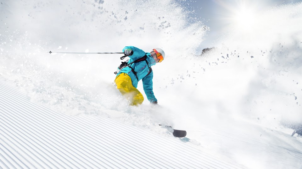 Watch Olympic Freestyle Skiing live