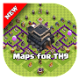 Maps for COC TH9 APK icon