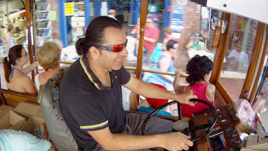 Photo: Benidorm Tourist Bus