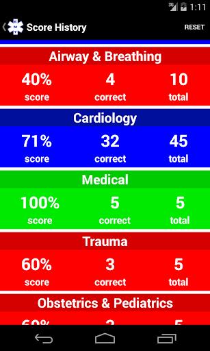 EMT Study - NREMT Test Prep screenshot 5