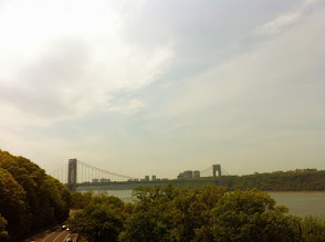 Photo: GWB from Fort Tyron Park