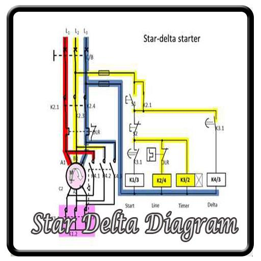 star delta wiring diagram download apk free for android