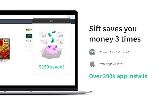 SIFT - Automatic Money Back