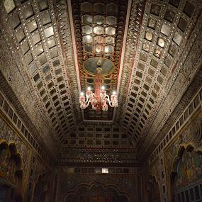 Sheeshmahal, Mehrangad, Jodhpur by Akshay Padhye - Buildings & Architecture Other Interior