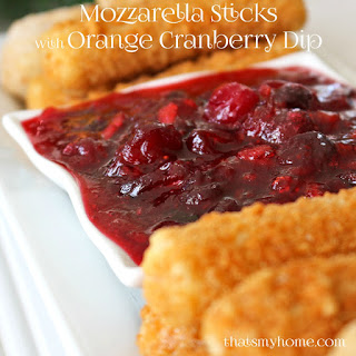 Sweet and Sour Cranberry Sauce