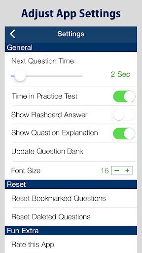 California DMV 2018 Test Prep  screenshots 5