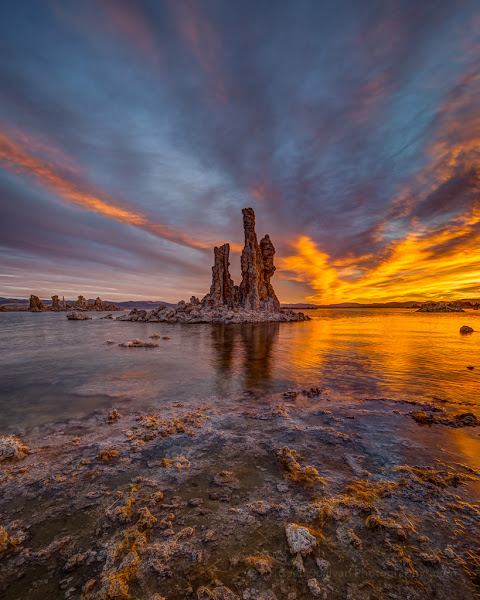 Photo: Mono Lake Sunrise Labor Day Weekend