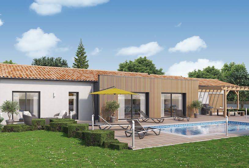Vente Terrain + Maison - Terrain : 663m² - Maison : 148m² à Neuville-De-Poitou (86170)