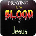 Praying by the Blood of Jesus icon