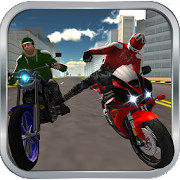 Bike Fighter: Bike Attack Race Stunt
