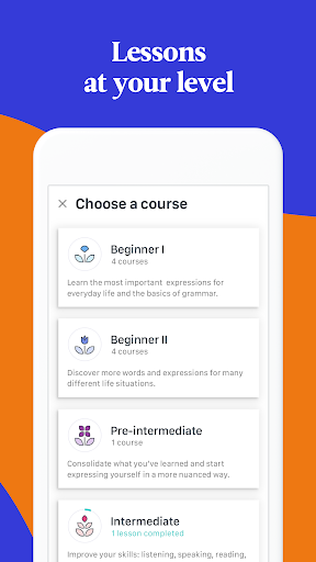 Babbel - Learn Languages - Spanish, French & More screenshot 4