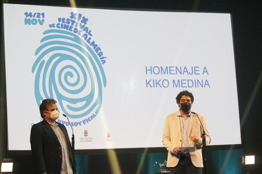 La gala recordó al desaparecido productor Kiko Medina.