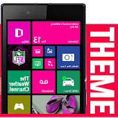 Lumia Launcher and Theme